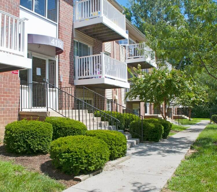 Irvington Woods Apartments Baltimore Md