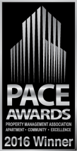 2016 PACE Awards Winner