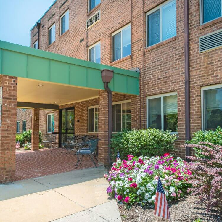 The Village At Leesburg Apartments