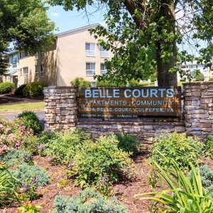 Belle Courts Apartments