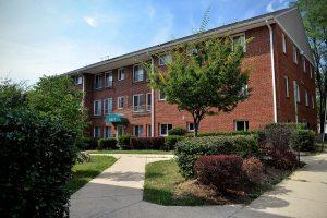 Apartments in Southeast Washington DC, Douglas Knoll