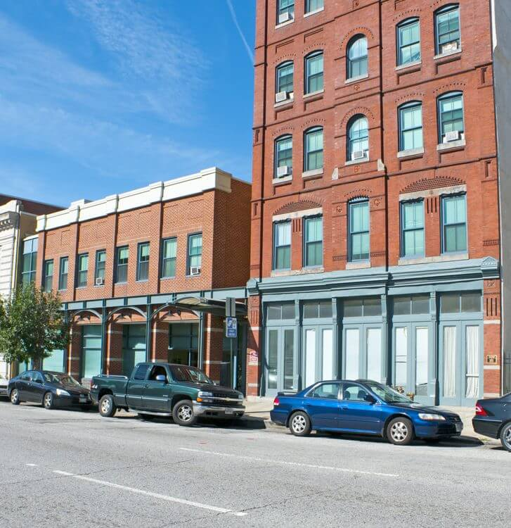 Apartments In Downtown Baltimore Md Paca House