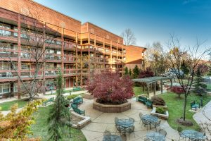 Senior Independent Apartments - Clinton Manor Apartments
