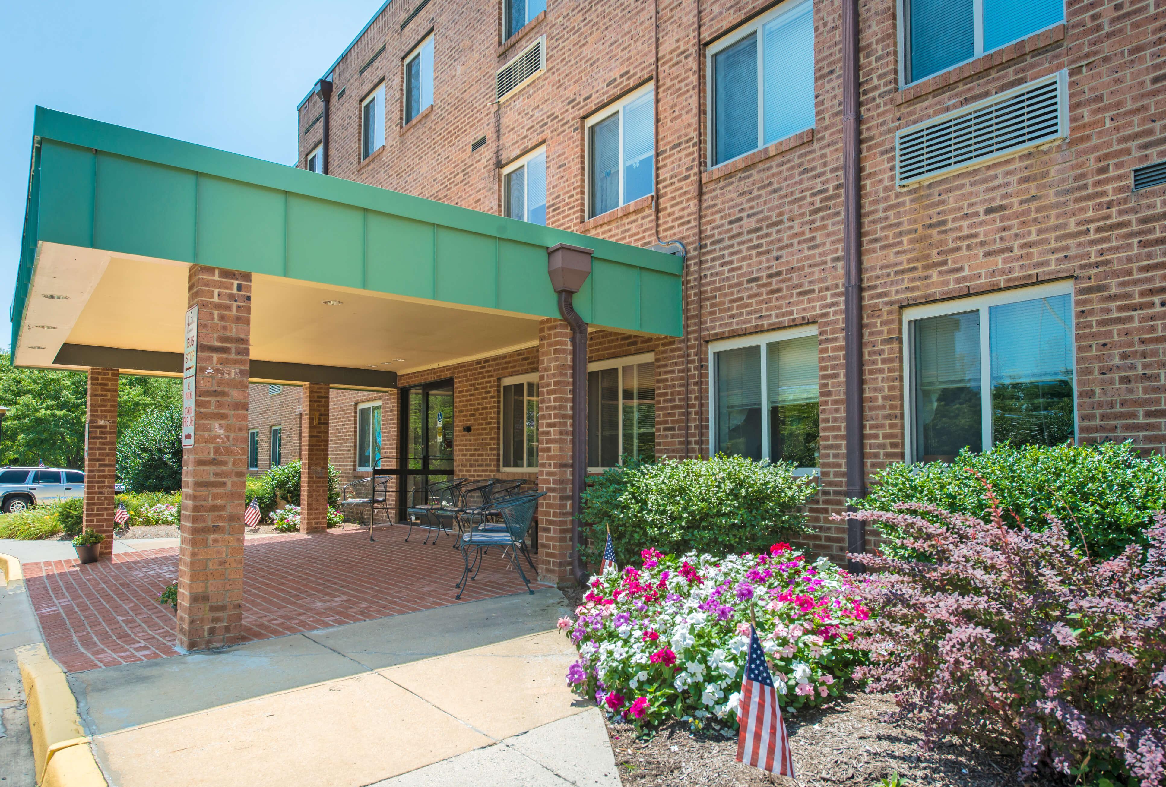 Senior Apartments For Rent Leesburg Va Madison House