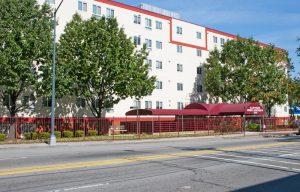 Allen House Senior Apartments on Minnesota Avenue Washington DC