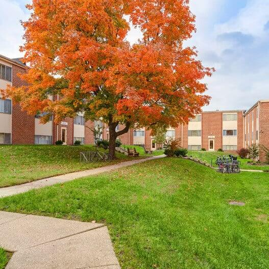 Wyman Court Apartments in Baltimore MD