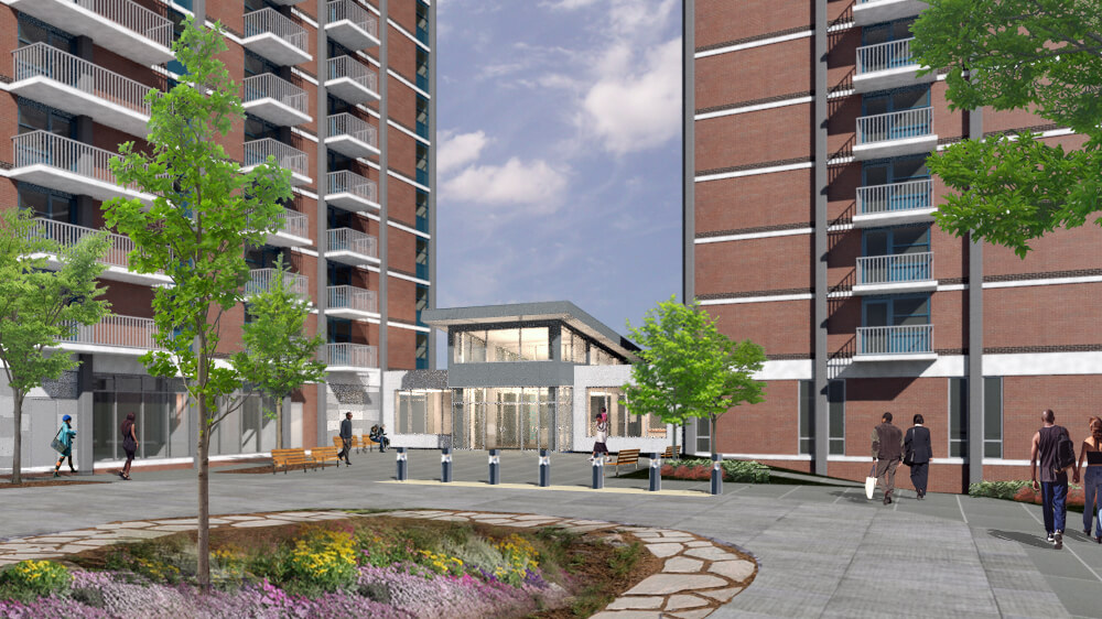 City View Apartments In Baltimore Near Downtown And