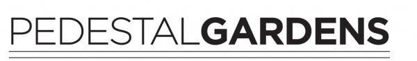Pedestal Gardens Logo