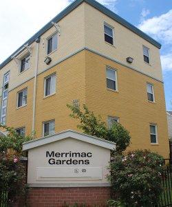 Merrimac Gardens Exterior