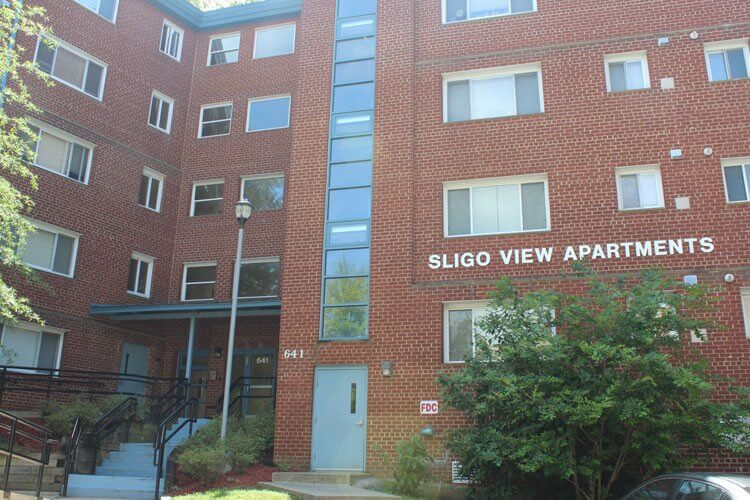 Sligo View Apartments Exterior