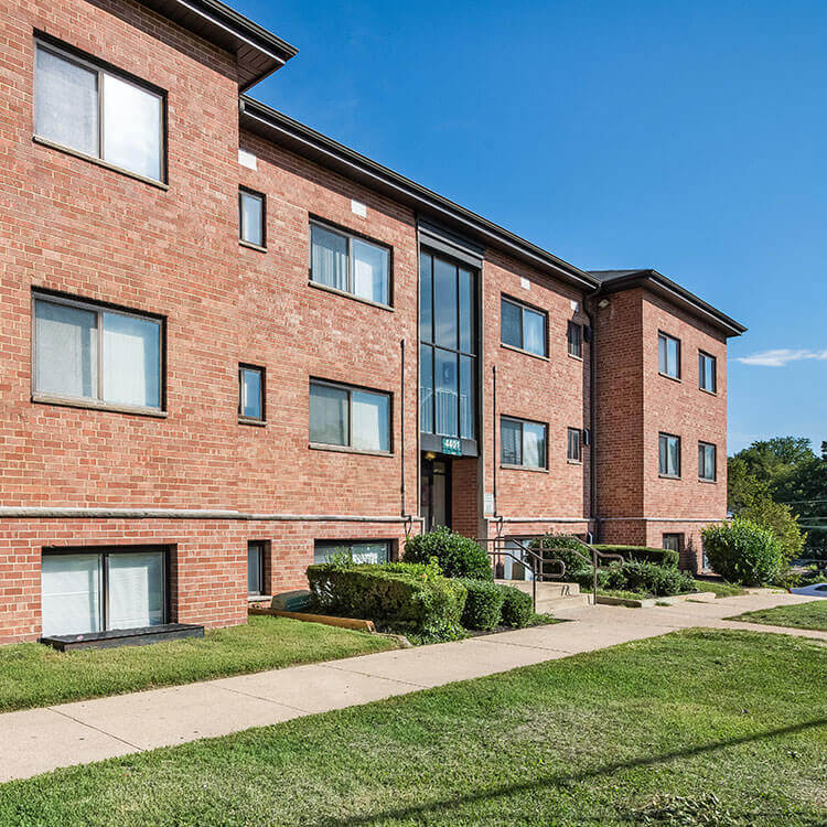 Find An Apartment In Maryland Va Or Dc Residential One
