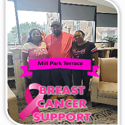 Breast Cancer Awareness Mill Park