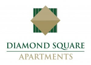 Diamond Square Apartments logo