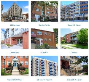 Various ResidentialONE properties